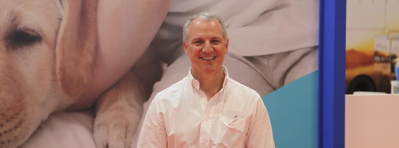 Ramón Esteban Gavín, nuevo director general del grupo veterinario de Abac Solutions.